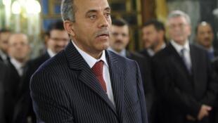 Habib Jemli, ancien secrétaire d'Etat auprès du ministre de l'Agriculture du 2011 à 2014.