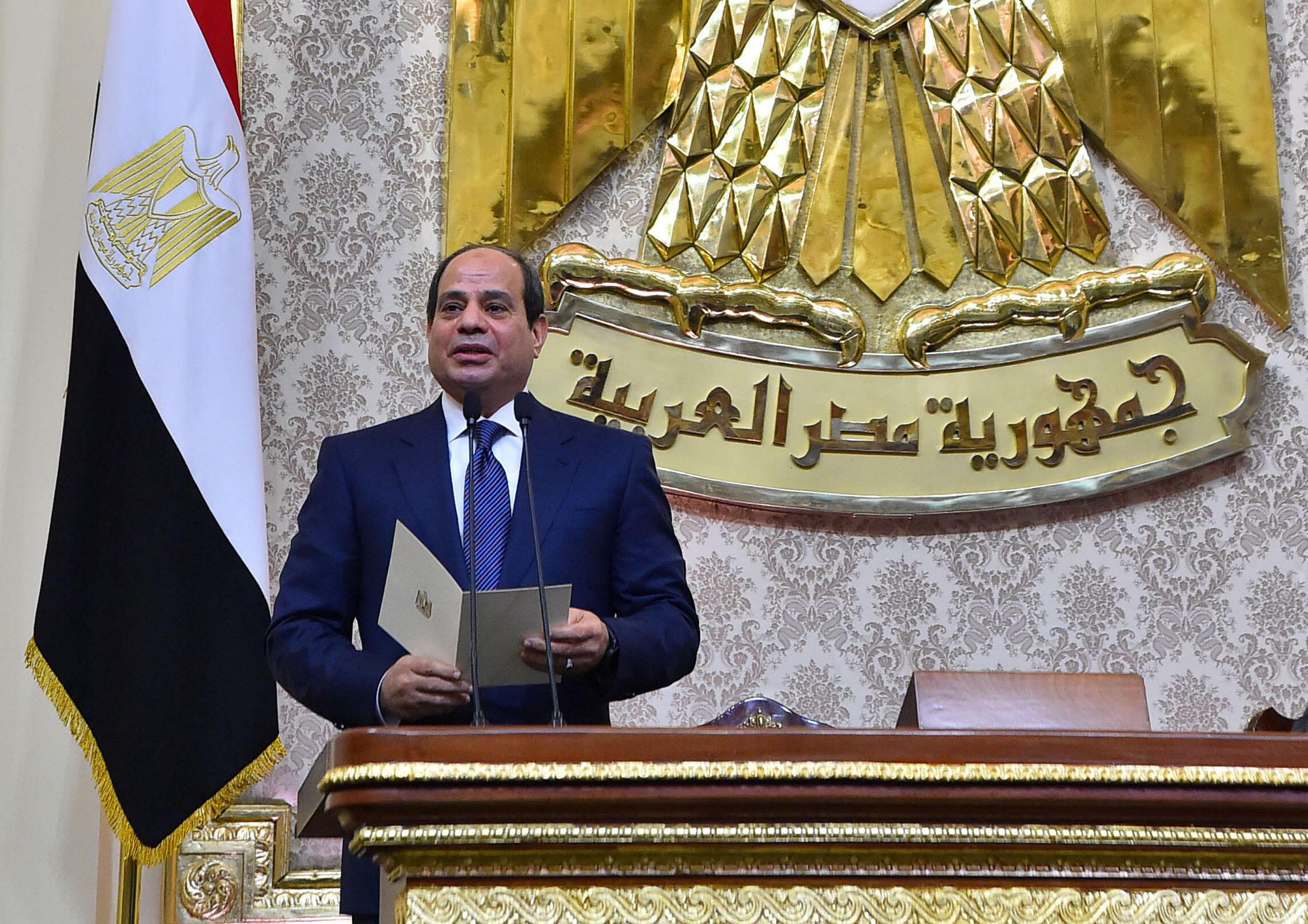 Abdel Fattah Al Sisi Shugaban kasar Masar