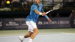 Novak Djokovic won his fifth Indian Wells title on Sunday.
