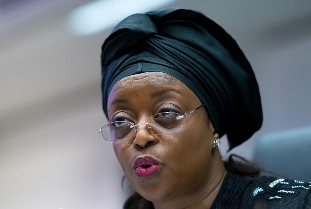 L'ancienne ministre du Pétrole nigériane Diezani Alison-Madueke, en 2014 (image d'illustration)