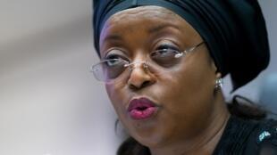 Diezani Alison-Madueke ministre pétrole nigeria