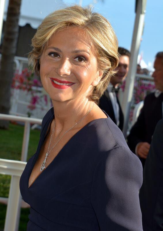 A ex-ministra da Educação de Nicolas Sarkozy, Valérie Précresse.