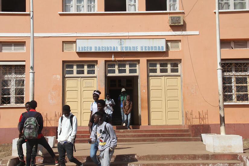 Liceu-Guiné-Bissau
