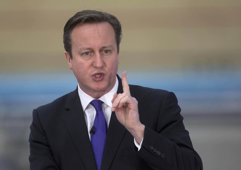 دیوید کامرون، نخستوزیر بریتانیا-تصویر آرشیوی
