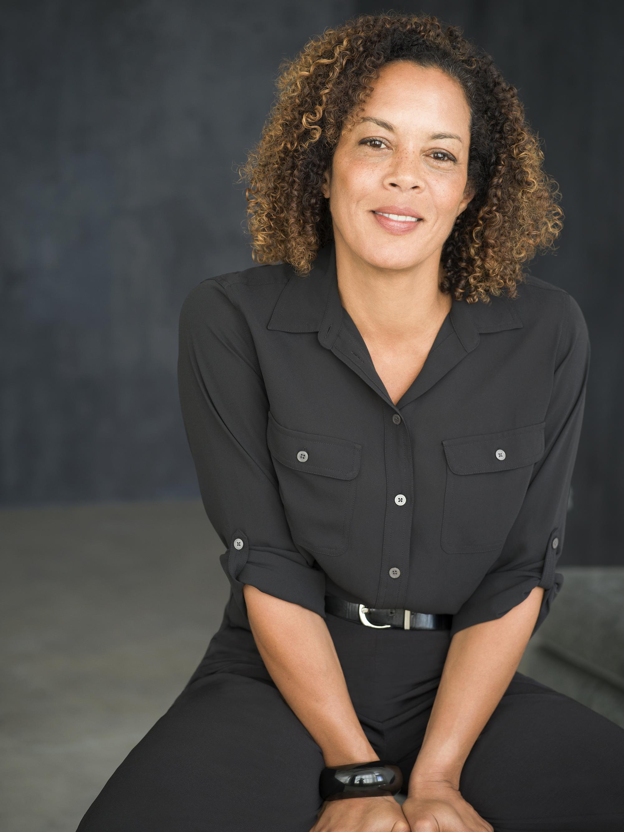 """Aminatta Forna, author of """"Happiness"""""""