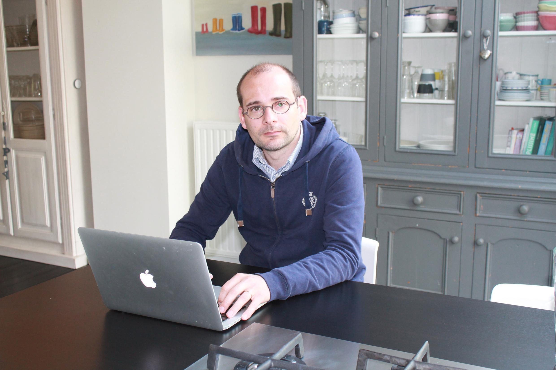 Luc Vernet a travaillé cinq ans à la Commission européenne.