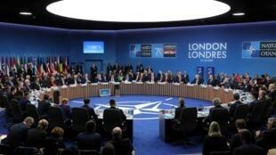 نشست سران کشورهای عضو پیمان آتلانتیک شمالی – لندن، چهارشنبه ٤ دسامبر ٢٠١٩