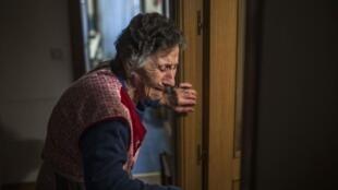 La crise du logement en Espagne et les expulsions vues par Andrès Kudacki, d'Associated Press.
