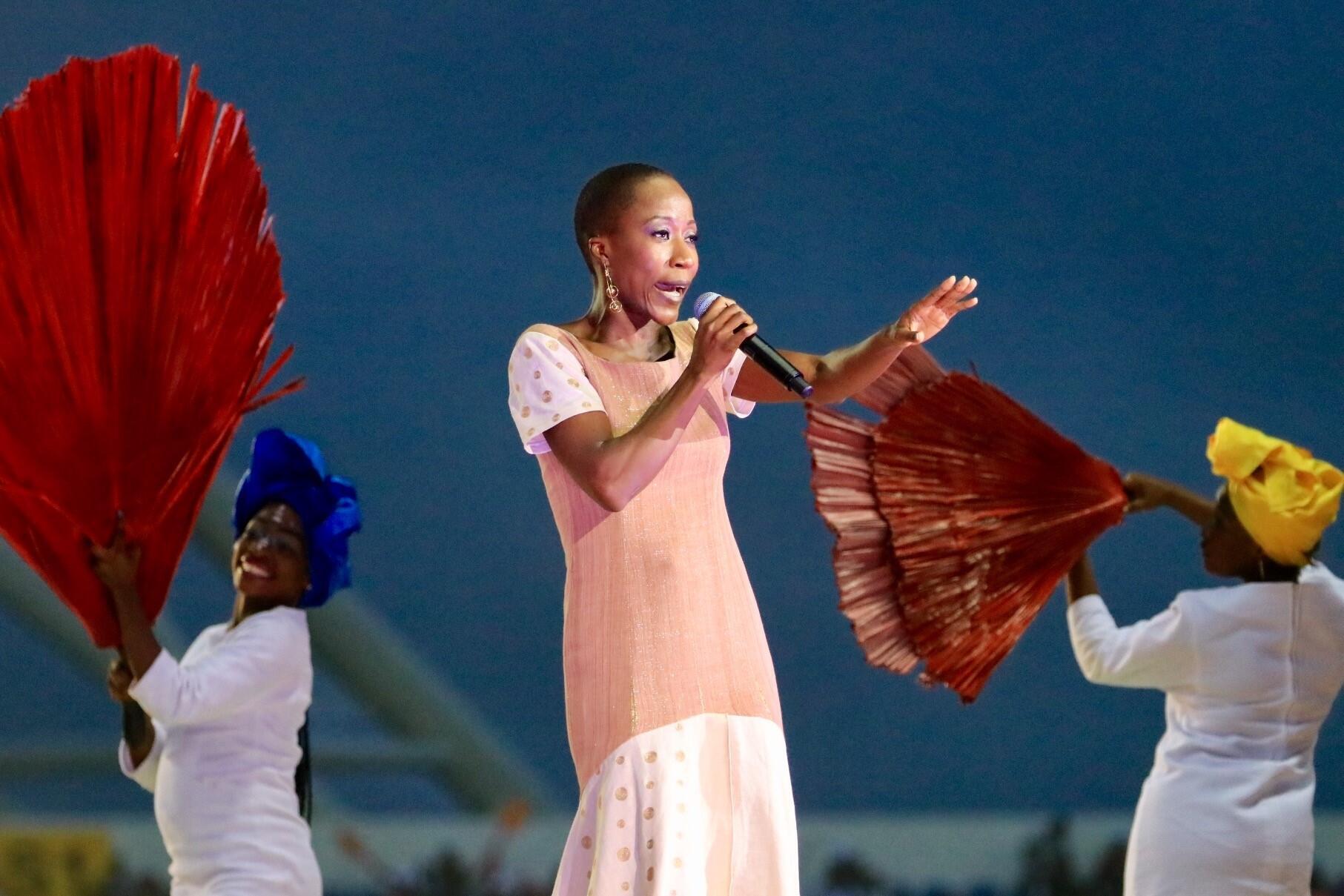 Pour Rokia Traoré,en l'absence d'une industrie musicale structurée sur le continent africain, c'est tout une culture qui est menacée.