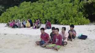 Malaysia - Rohingya refugees