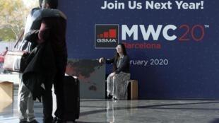 Les organisateurs du Mobile World Congress ont décidé d'annuler le salon prévu à Barcelonne du 24 au 27 février 2020, conséquence de l'épidémie de coronavirus.