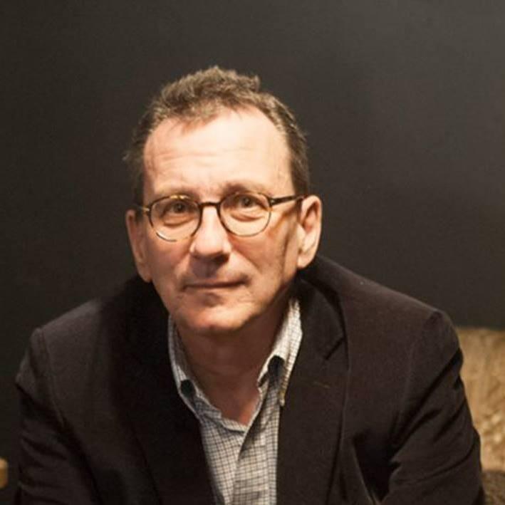 L'écrivain français Jérome Leroy