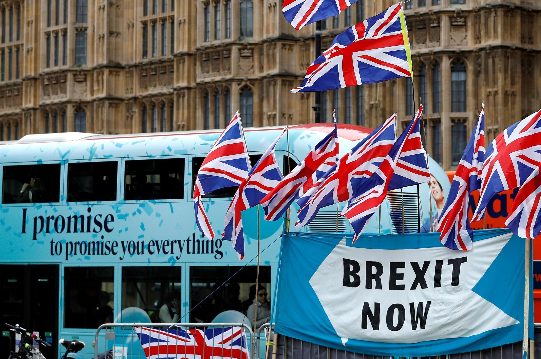O primeiro-ministro britânico Boris Johnson tenta uma última negociação para o Brexit com os líderes europeus nesta quinta-feira (10/10).