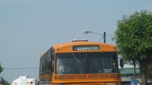 Transporte público em Moçambique