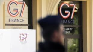 Le G7 est composé de l'Allemagne, du Canada, des États-Unis, de la France, de l'Italie, du Japon et du Royaume-Uni. (image d'illustration)