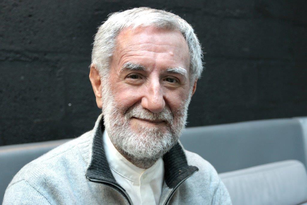Georges Lory, spécialiste de l'Afrique du Sud et de ses romanciers.