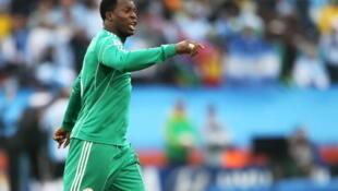Obafemi Martins a montré la voie en ouvrant la marque dès la 19e mn contre Madagascar.