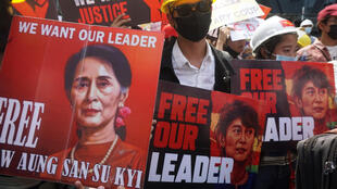 Myanmar has been plunged into violence since the military deposed Aung San Suu Kyi in coup