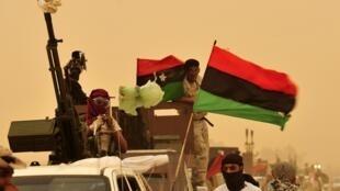Waasi wa Libya kwenye uwanja wa mapambano