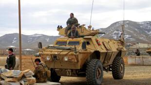 afghanistan tank ghazni