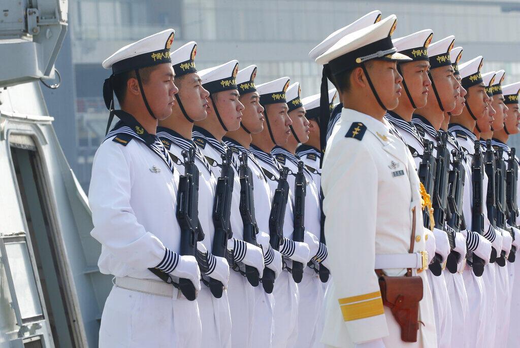 Chine - marine - Wuhu - Philipppines