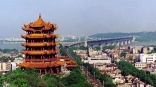 湖北省省会武汉