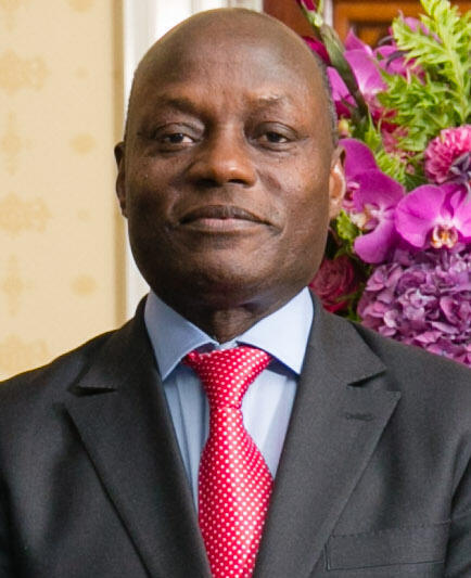José Mário Vaz, chefe de Estado da Guiné-Bissau.