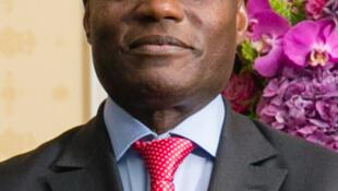 José Mário Vaz, chefe de Estado da Guiné-Bissau