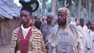 cinéma - La nuit des Rois - Philippe Lacôte - côte d'Ivoire