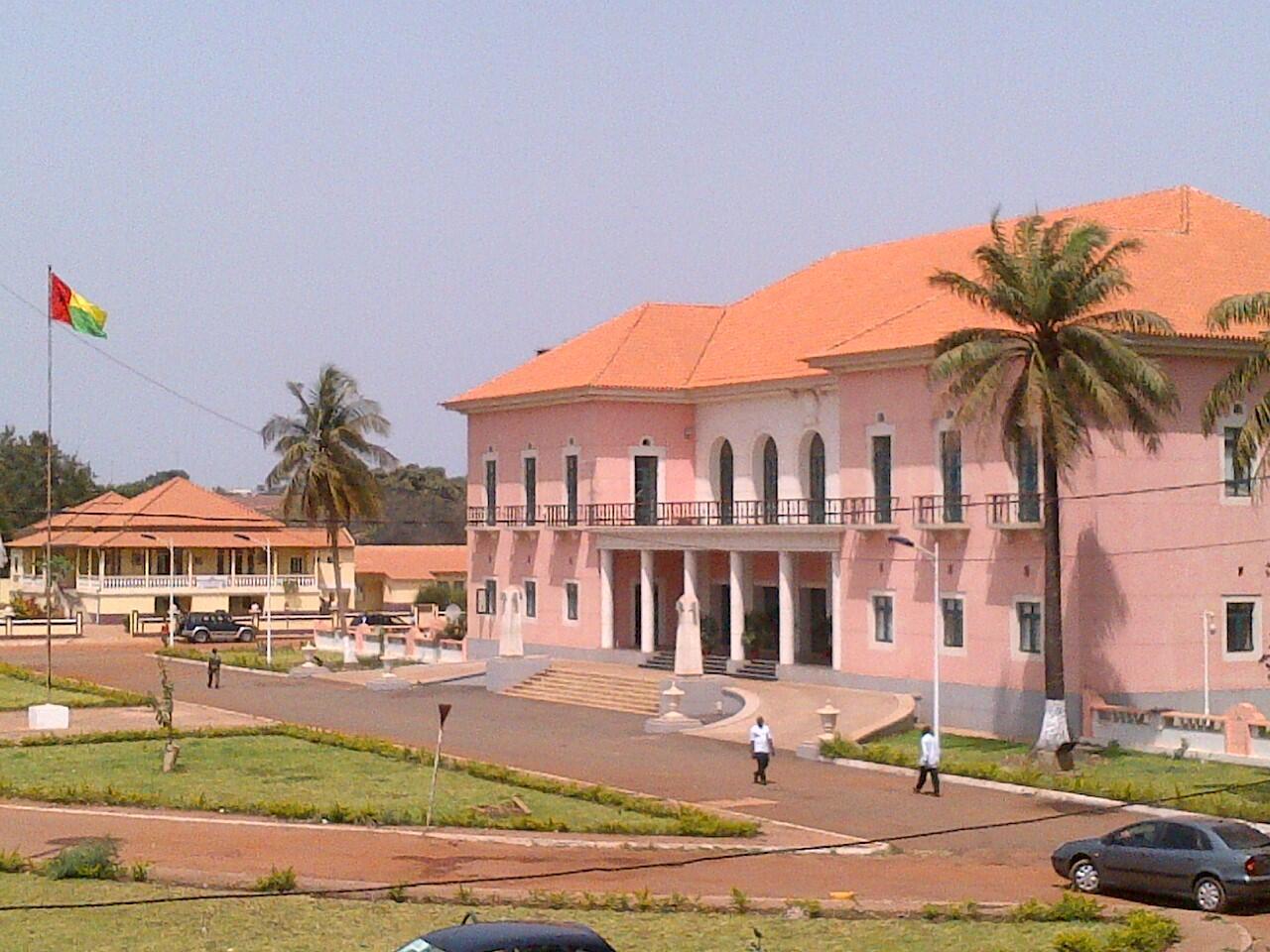Palácio Presidencial, Bissau
