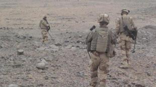 Des soldats français déployés au Mali (photo d'illustration).