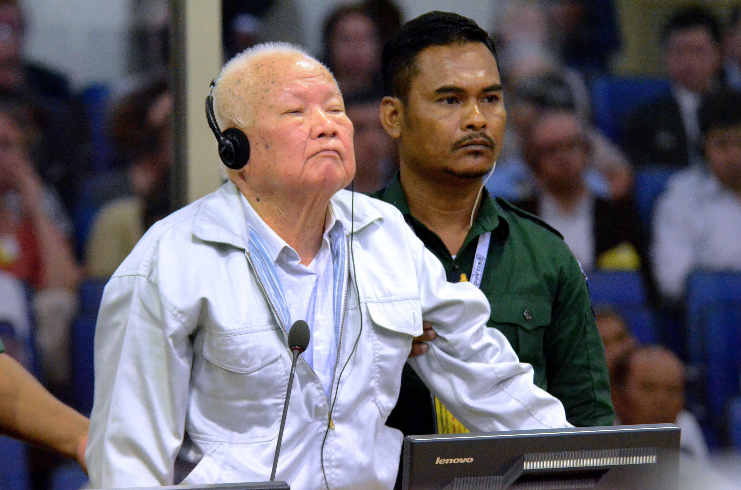 Top Khmer Rouge leader to appeal genocide conviction