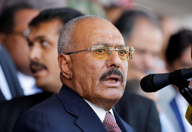 'Yan tawaye sun sanar da kashe tsohon shugaban Yemen Ali Abdullah Saleh