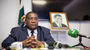Ossufo Momade, coordenador da Comissão Política Nacional da Renamo