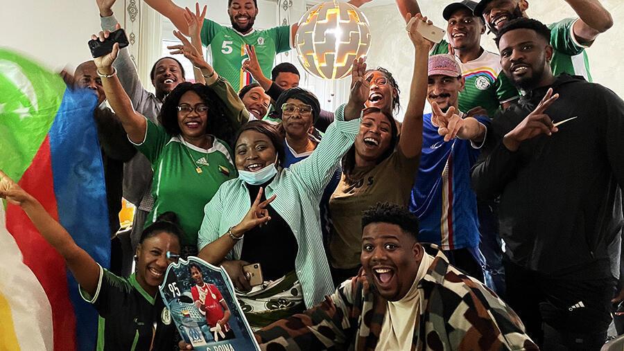 PHOTO Qualification Comores CAN 2021 - Clan Boina