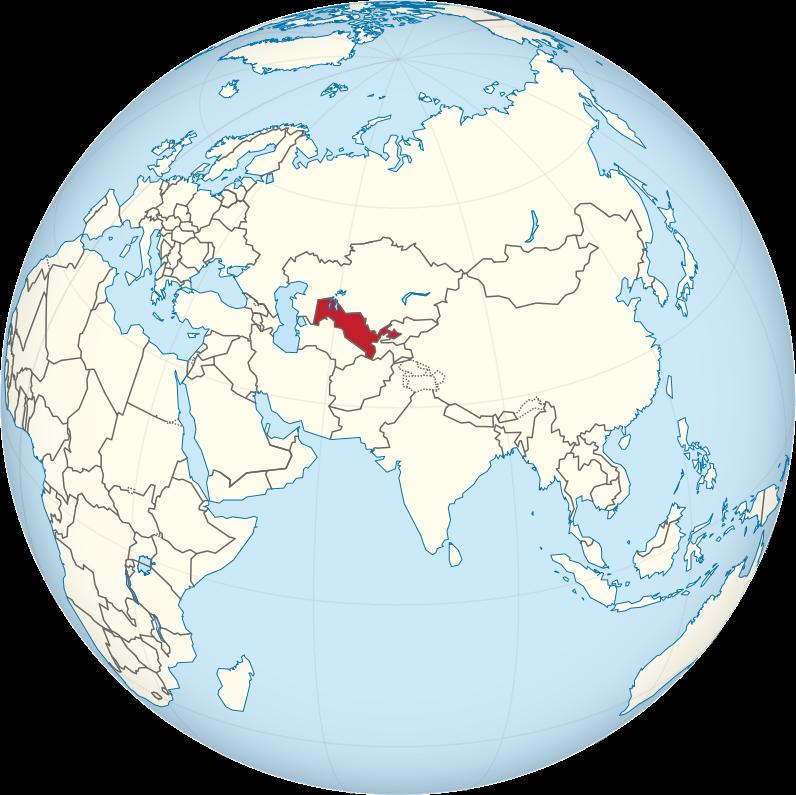 Image d'archive: Ouzbékistan (存檔圖片:烏茲別克斯坦)