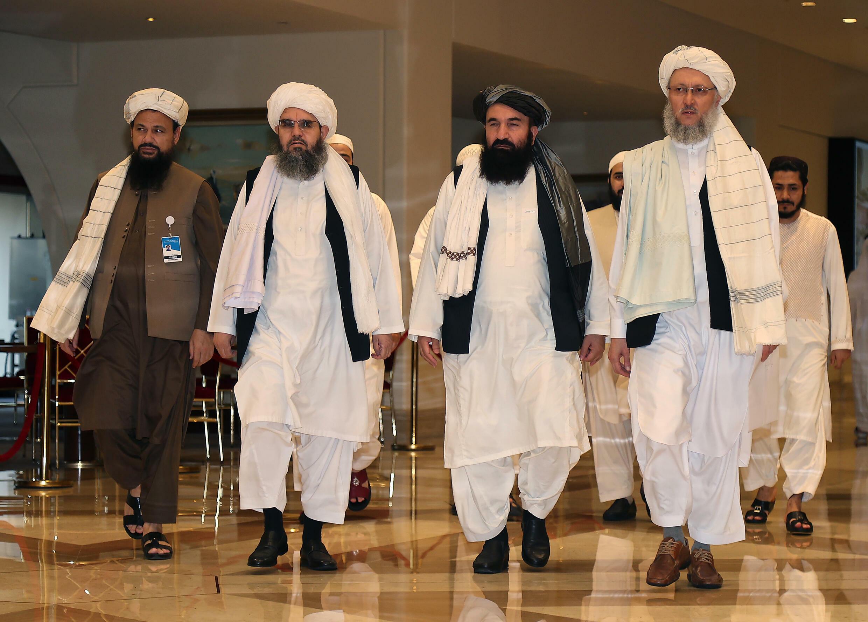 Taliban, Qatar