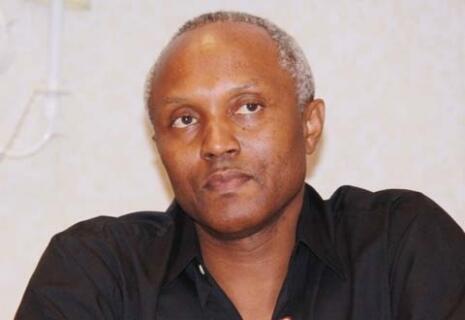 Nigerian novelist Okey Ndibe