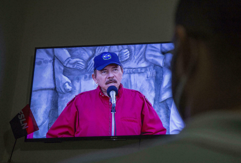 Ortega juin 2021 Nicaragua