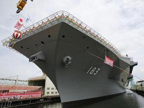 Destroyer porte-hélicoptères (DDH) Izumo 183.