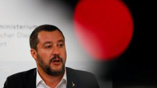 Le président israélien ne rencontrera pas le ministre de l'intérieur italien Matteo Salvini lors de son voyage en Italie.