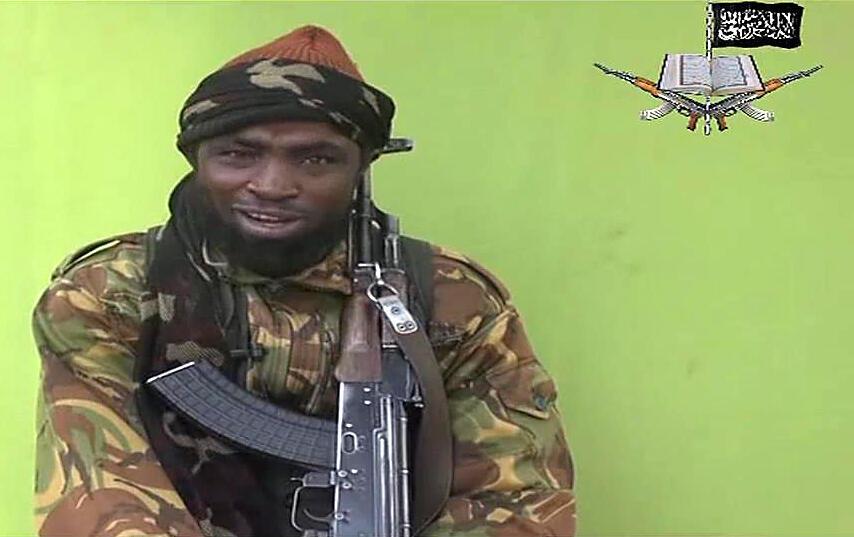 Abubakar Shekau, jagoran kungiyar Boko Haram