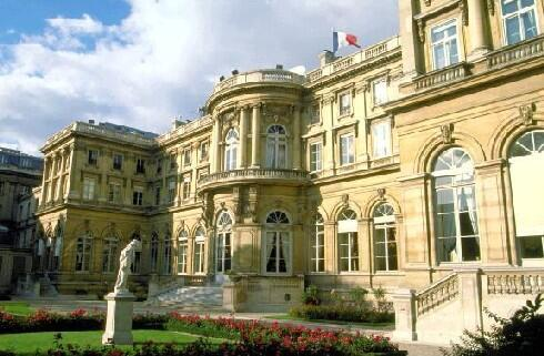 ساختمان وزارت امور خارجه فرانسه در پاریس