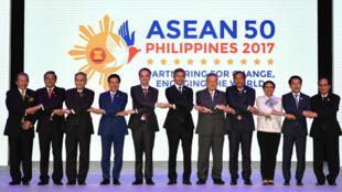 Ministocin Harkokin Wajen Kasashen Yamma maso gabashin Asiya a birnin Manila na Philippines
