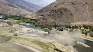 """El helicóptero """"Chinook"""" llevaba a bordo 31 militares estadounidenses y  siete afganos."""