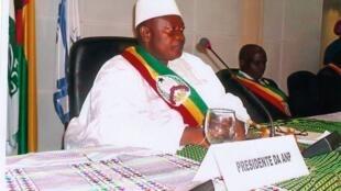 Cipriano Cassamá, presidente da Assembleia Nacional Popular da Guiné-Bissau