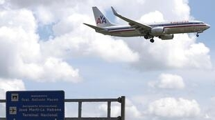 American Airlines, một trong sáu hãng hàng không Mỹ được phép mở đường bay trực tiếp đến Cuba.