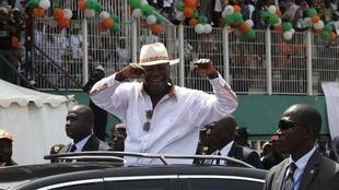 Shugaban Kasar Ivory Coast Alassane Ouattara