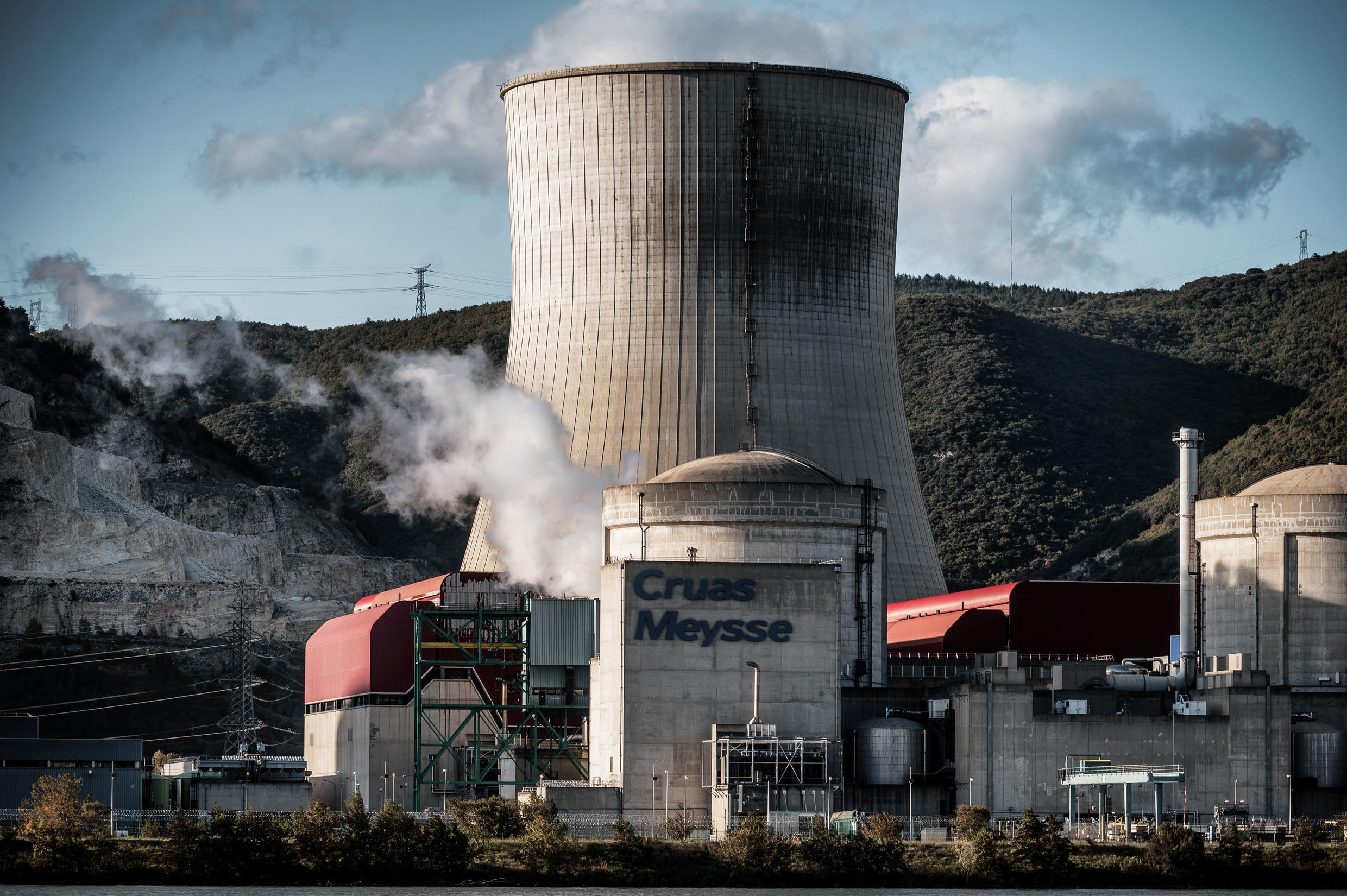 France's oldest nuclear reactors are getting another lifeline