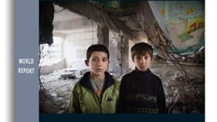 Tổ chức nhân quyền Mỹ Human Rights Watch ( HRW ) công bố bản báo cáo thường niên về tình trạng nhân quyền trên thế giới (hrw.org)